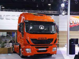 Iveco Guangzhou Otomotiv Fuarında yeni modellerini tanıttı