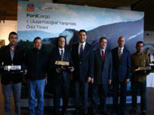 Ford Cargo'nun 1. Ulusal Fotoğraf yarışması Ödül Töreni gerçekleşti