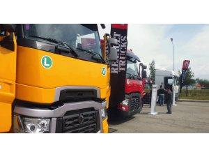Renault Trucks'ın yolu, Doğu'dan geçti