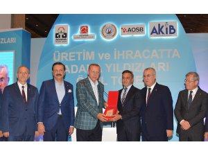 Adana'nın ihracat birincisi TEMSA