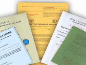 Taşıt kombinasyonlarının geçiş belgeleri ay sonunda sona eriyor