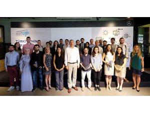 Mercedes-Benz Türk'ten girişimcilere destek