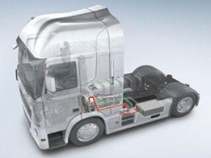 Bosch'tan ticari araçlar için çevre dostu ve ekonomik yeni teknoloji