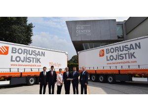 Borusan Lojistik Tırsan'la güçleniyor