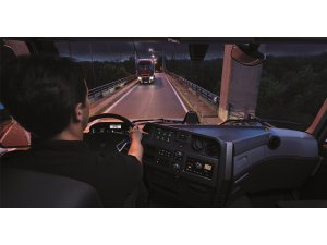 Renault Trucks yeni Roadpad  sistemini sunuyor
