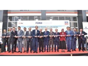 Ford Otosan yeni tesis açtı