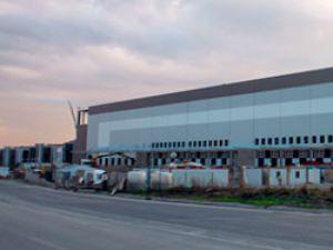 Netlog Esenyurt'ta 37 bin metrekarelik depo açıyor