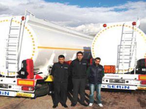 Bireysel ve kurumsal taşımacılar ADR'li tankerde Serin diyor