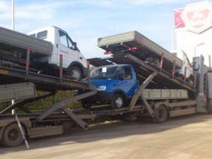 MERSA Otomotiv GAZ Ticari Araçlar Türkiye,  Lojistik Alanında, GEFCO Türkiye'yi seçti