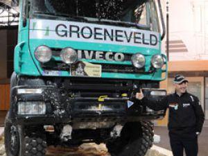 Iveco Intermat 2012 de ''limited edition'' Trakker'ı tanıtıyor