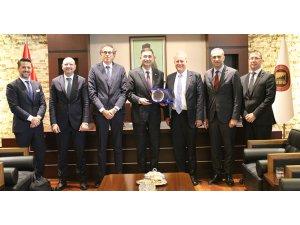 Gandur Logistics'ten Gaziantep'e çıkarma
