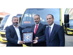 Karsan'dan Bursa'ya 75 adet Jest