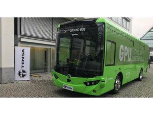 Temsa'nın sürücüsüz otobüsü
