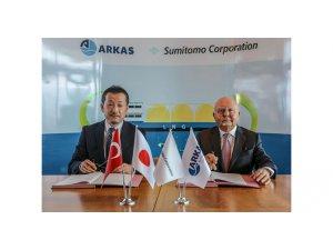 Arkas Petrol ve Sumitomo'dan iş ortaklığı