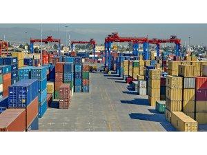 Mersin Uluslararası Limanı'ndan rekor rakam