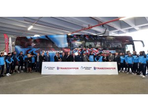 Trabzonspor'un yeni Tourismo'su