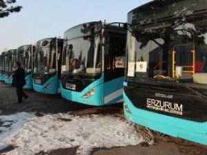 Erzurum Belediyesinin filosu Otokar ile genişledi
