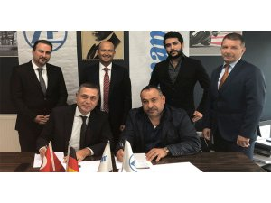 ZF ile MAPAR sözleşme imzaladı