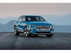 Audi'nin tam elektrikli ilk modeli E-tron