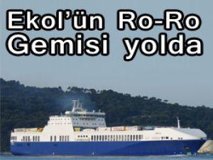 Ekol Lojistik Trieste hattında araçlarını kendi gemileriyle taşıyacak