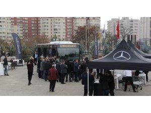 Merdeces-Benz Conecto Ankara'da