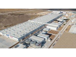 Brisa'nın yeni Aksaray Fabrikası