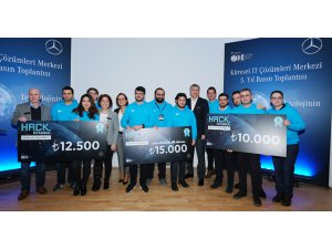 Daimler AG Hoşdere'de 5'inci yılını kutluyor