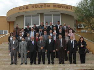 İstanbul Halk Otobüsleri Avrupa Yakası Soförler Derneği ilk buluşmasını yaptı