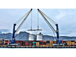 Port Akdeniz yatırımlarına devam ediyor