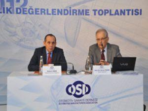 OSD, 2013 yılından umutlu
