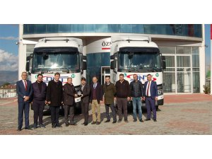 DNT Nakliyat Renault Trucks'ı tercih etti