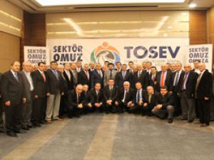Türkiye Otobüsçüler Sosyal Dayanışma ve Eğitim Vakfı kuruldu