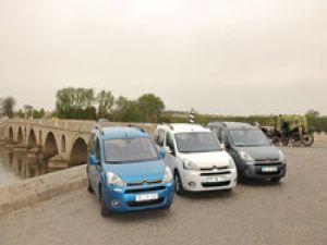 Binek konforunda ticari araç :''Yeni Berlingo''