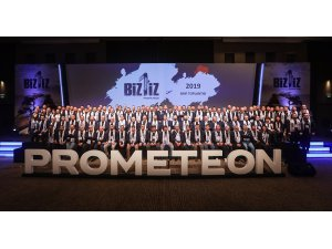 Prometeon Türkiye 2019'a ''Biriz'' diyerek başladı
