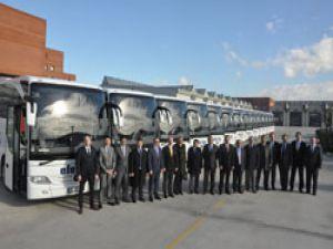Efe Tur yolcularını Mercedes konforu ile taşıyacak