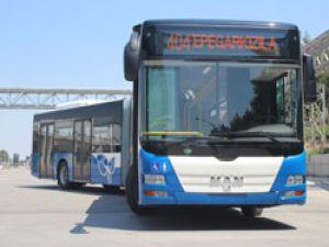 EGO otobüslerine anlık takip