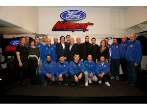 Ford Motorsport 2018'i partiyle geride bıraktı
