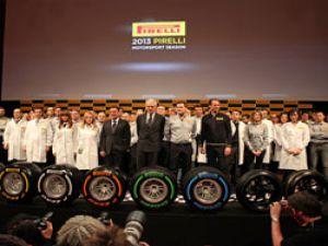 Pirelli yarışlara hazır