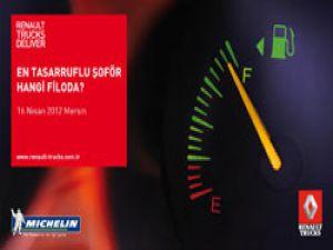 Michelin ve Renault Trucks en tasarruflu şoförü arıyor