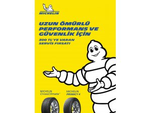 Michelin lastik yeni kampanya başlattı
