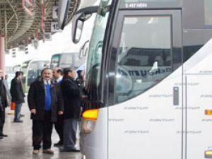 Karayolu ile yolcu taşımacılığı yapanlar dikkat
