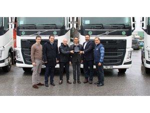 Şenpiliç filosuna Volvo Trucks ekledi