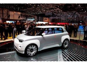 Fiat'ın Concept aracı Cenevre fuarında