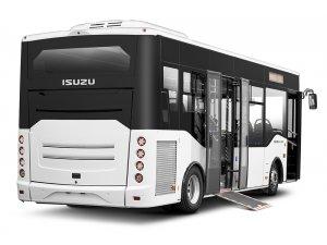 Isuzu Bus2Bus Berlin fuarına katılıyor