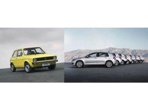 VW Golf kırk 5. yaşına bastı