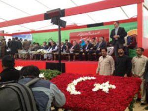 İETT'nin desteği ile Lahor'da kurulan Metrobüs hizmete açıldı