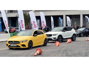 Yılın otomobili Finalinde araçlar son virajda