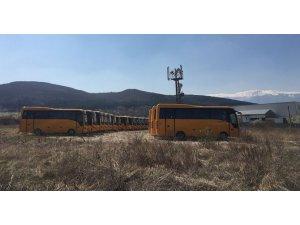 Anadolu Isuzu'dan Bulgaristan teslimatı