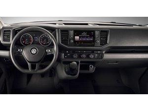 VW Crafter baştan aşağı yenilendi