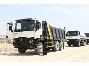 Renault Trucks'lar F1 pistinde